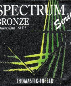 Thomastik SB112 Spectrum Bronze Guitar Set Med-Light